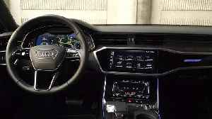 2019 Audi A6 Interior Design [Video]