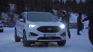 The new Ford Edge - On the edge of the world [Video]