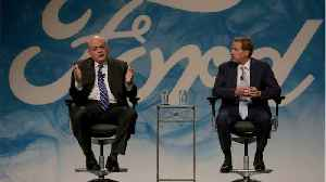 Ford CEO Downplays Report About Job Cuts [Video]