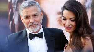 Clooney Foundation To Monitor Court Trials [Video]