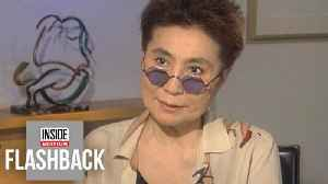 Yoko Ono Says John Lennon's Honesty May Have Led to His Murder [Video]