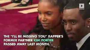 Diddy Is on a New 'Journey' Since Kim Porter's Death [Video]