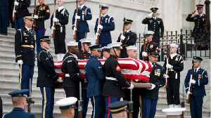 December 5th National Day of Mourning As George H.W. Bush Is Laid to Rest [Video]