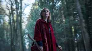 The 'Chilling Adventures of Sabrina' Holiday Episode Is Here [Video]