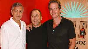 George Clooney And Rande Gerber Have A Third Partner In Their Billion Dollar Tequila Empire [Video]