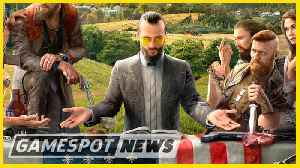 News video: Far Cry Reveal Teased For Game Awards