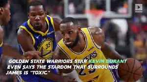 NBA Stars Are Reluctant to Play With LeBron James in Los Angeles [Video]