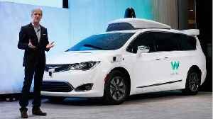 Waymo Launches Self Driving Shuttle Service [Video]