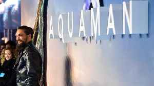 Moviegoers Most Looking Forward To Aquaman This December [Video]