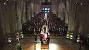 Funeral of former President George H. W. Bush [Video]