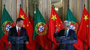Portugal Signs Onto China's Belt And Road Initiative [Video]