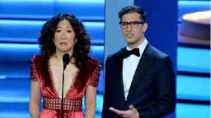 Sandra Oh, Andy Samberg To Co-Host 2019 Golden Globes [Video]