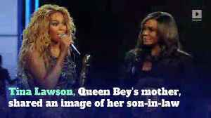 Beyoncé's Mom Thanks Jay-Z in Birthday Message [Video]