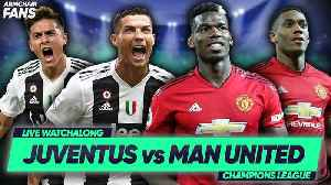 Juventus 1-2 Manchester United | Reds Overturn Ronaldo Volley With Late Winner! | #ArmchairFans [Video]