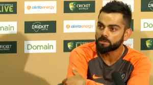 India VS Australia 1st Test:Virat Kohli warns Aussie Batsmen, says Bowlers are ready|वनइंडि& [Video]