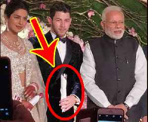 Priyanka Chopra & Nick Jonas Reception: PM Narendra Modi's special Gift for Newlywed | FilmiBeat [Video]