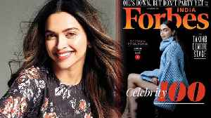 Deepika Padukone becomes First woman to Reach Top 5 Richest in Forbes India List | FilmiBeat [Video]
