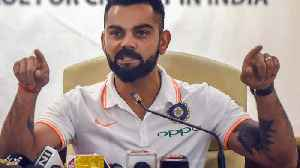 India vs Australia 2018,1st Test : A Few Words Will Be Spoken : Kohli On Sledging | Oneindia Telugu [Video]