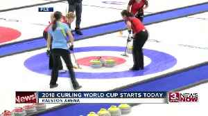 Curling World Cup kicks off Wednesday [Video]