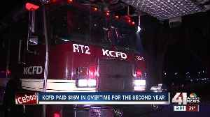 KCFD pays $16M in overtime for second year [Video]