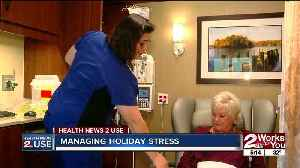 Managing cancer treatments through holidays is a tough road [Video]