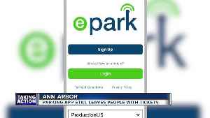 Parking App causing some problems for some folks in Ann Arbor [Video]