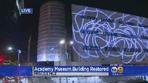 Academy Museum Building Restored [Video]