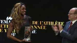 Eliud Kipchoge and Caterine Ibarguen take top honours at IAAF athlete of the year awards [Video]