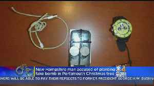 Man Charged With Placing Hoax Bomb On Portsmouth, NH Christmas Tree [Video]