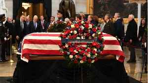 News video: George H.W. Bush's Funeral Details
