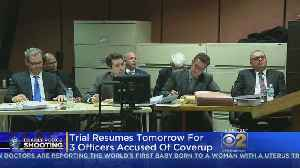 Trial Resumes Thursday In Alleged Cover-Up Of Laquan McDonald Shooting [Video]