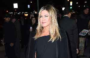 Jennifer Aniston 'burst into tears' after recording song for Dumplin' [Video]
