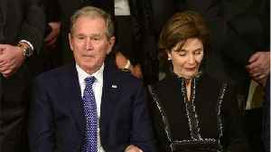 National Day Of Mourning For George H.W. Bush [Video]