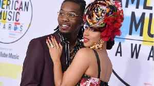 Cardi B And Husband Offset Call It Quits [Video]