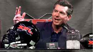 LA Among The 8 Cities To Launch Vince McMahon's New XFL League [Video]