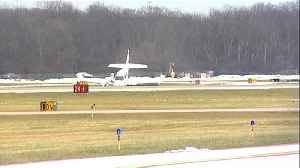 Emergency Landing At Executive Airport [Video]