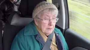 Lifeline helps a 92-year-old see her husband [Video]
