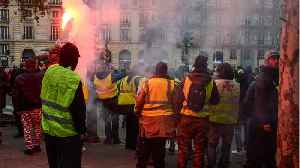 France Pushes Back Tax Increases Until 2020 After Protests [Video]