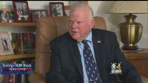 News video: Secret Service Agent Says Bush Treated Him Like Family