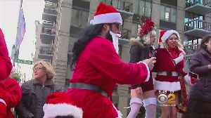 SantaCon Is Coming To Town [Video]