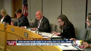 2019 homeowner rebate in Hamilton Co. will drop [Video]