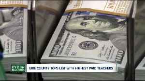 Erie County tops list of highest paid teachers in Upstate New York [Video]