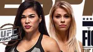 Rachael Ostovich Reacts To UFC Booking Known Domestic Abuser Greg Hardy On The Same Card As Her [Video]