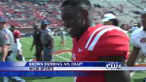Ole Miss WR A.J. Brown Declares for NFL Draft [Video]