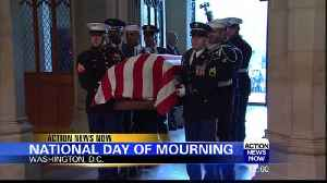 National Day of Mourning George Herbert Walker Bush [Video]