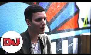 Netsky Interview: Emeli Sande, Wireless and his upcoming Album [Video]