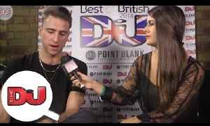 DJ Mag Best of British Awards 2015 [Video]