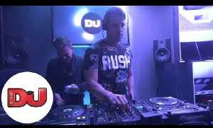 Mar-T & German Brigante LIVE From DJ Mag HQ (Amneisa Takeover) [Video]