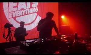 Eats Everything B2B Jasper James at Best of British 2015 [Video]