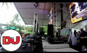 Kenny Glasgow DJ Set from Sunday School Pool Party in Miami [Video]